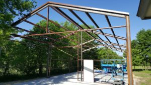 Flores Roofing & Construction - Custom Metal Construction in the Central Texas areas