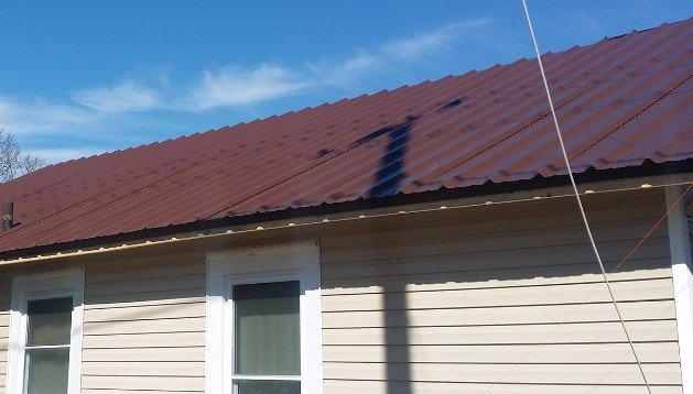 Metal Roofing Flores Roofing Amp Construction Llc Waco