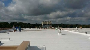Flores Roofing & Construction - Commercial Industrial Roofing Services - Central Texas