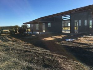 Flores Roofing & Construction - Commercial Metal Building Construction - Central Texas