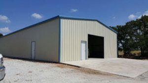 Flores Roofing & Construction - Metal Building Construction - Waco, Temple & Hewitt